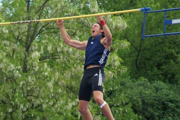 Frederic Xhonneux- Belgian national Decathlon record in Desanzano del Garda (Lorenzo Sampaolo)