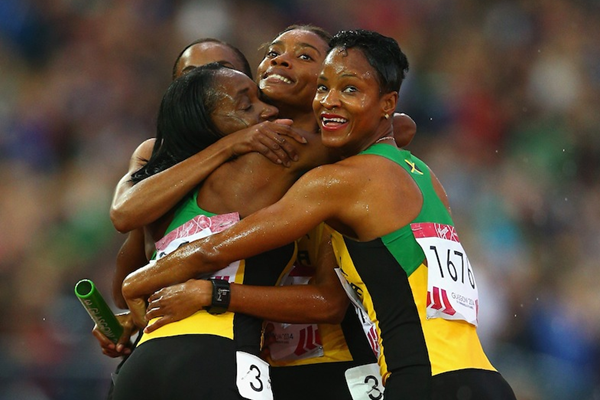 Novlene Williams-Mills and Relay ()
