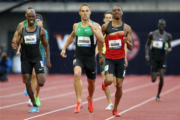 1:43.92 win for Nick Symmonds at the U.S. Olympic Trials (Getty Images)