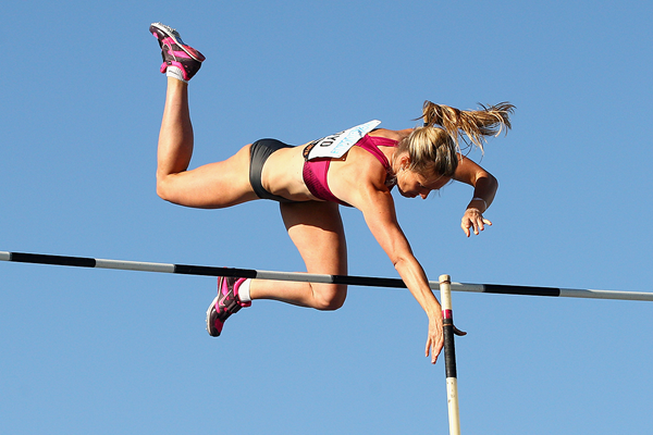 Australian pole vaulter Alana Boyd (Getty Images)