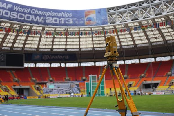 Seiko at the 2013 IAAF World Championships (IAAF)