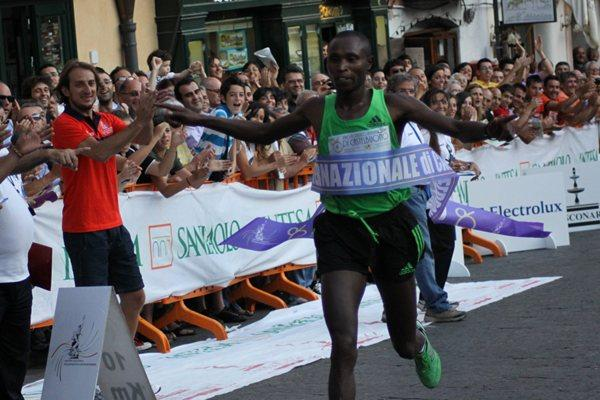 Geoffrey Mutai takes a dominating victory in Castelbuono (Organisers)