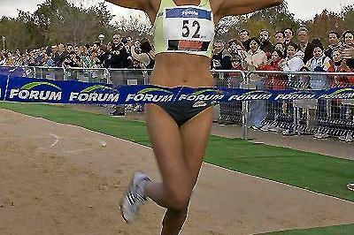 Meselech Melkamu takes the women's race in Alcobendas (Julián Obispo)