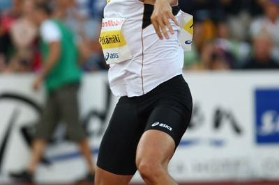 Tero Pitkämäki throws 84.63m to win the javelin (Getty Images)