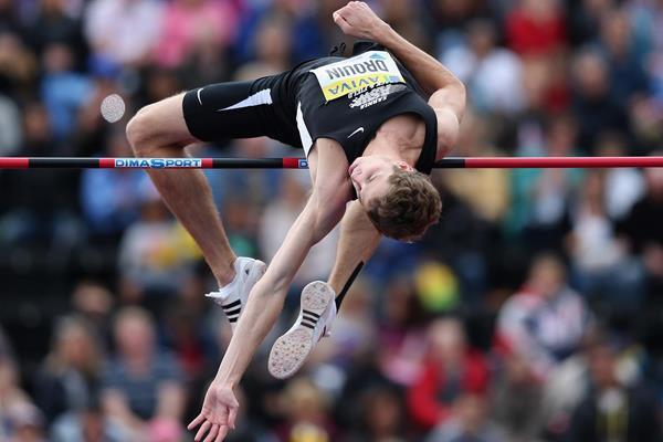 Canadian high jumper Derek Drouin (Getty Images)
