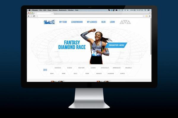 IAAF Fantasy Athletics - Diamond Race photo (IAAF)