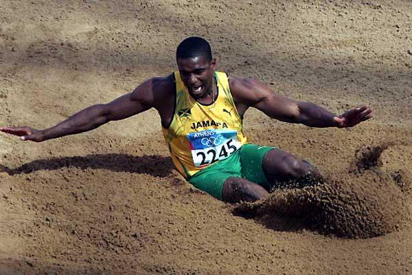 Maurice Smith of Jamaica (Getty Images)