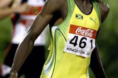 Usain Bolt (JAM) (Getty Images)
