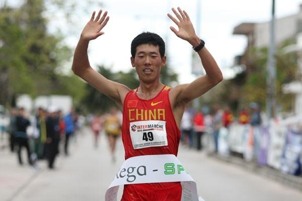 Hao Wang prevails in Rio Maior (Marcelino Almeida)