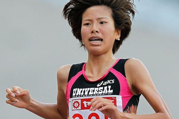 Japanese distance runner Hitomi Niiya (Getty Images)