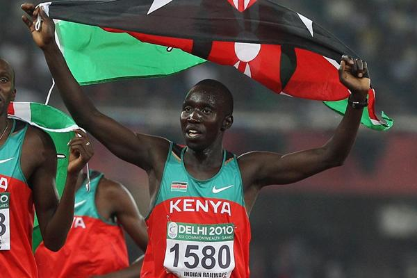 Kenyan 800m runner Richard Kiplagat (Getty Images)
