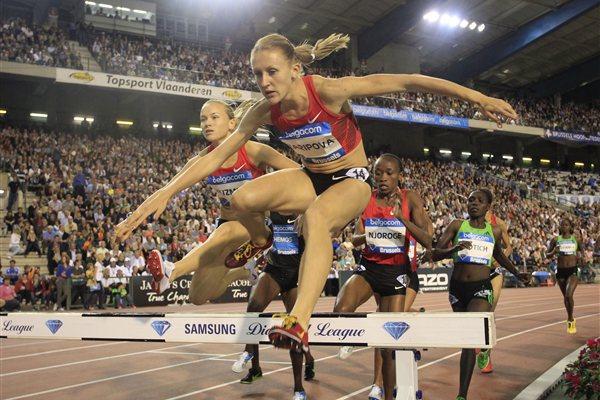 Yuliya Zaripova - meeting record in Brussels (Gladys Chai van der Laage)