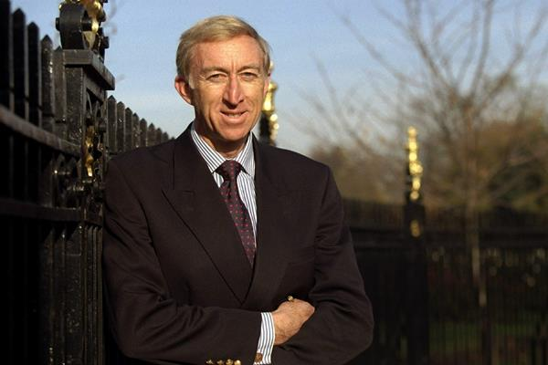 David Hemery after being elected President of UK Athletics 98 (Getty Images)