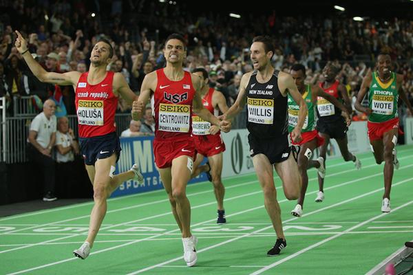 Men's 1500m Portland ()