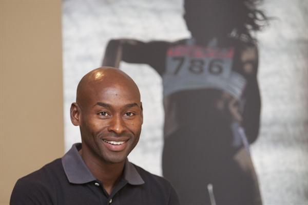 Bernard Lagat in Monaco (Phillipe Fitte)
