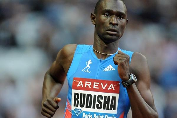 Another sensational run by David Rudisha - 1:41.54 in Paris (Jean-Pierre Durand)