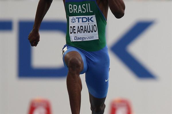 Luiz Alberto De Araujo in Daegu (Getty Images)
