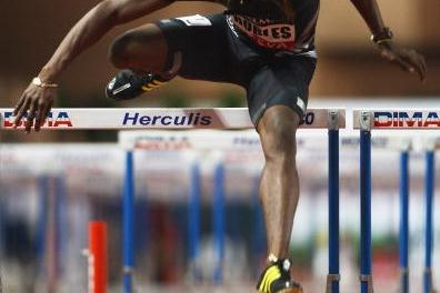 Dayron Robles, 13.06sec in Monaco (Freelance)