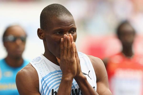 All-round sprinter Isaac Makwala of Botswana (Getty Images)