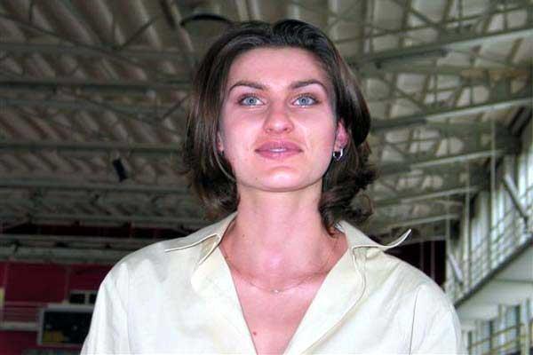 Anna Chicherova (Russia) (Nikolai Ivanov)