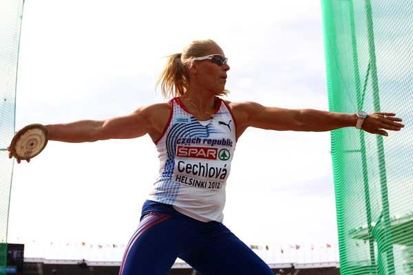 Vera Pospisilova-Cechlova (Getty Images)