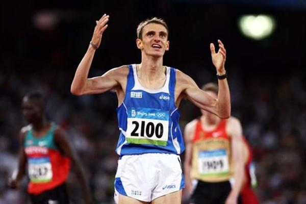 Christian Obrist at the Olympic Games in Beijing (Getty Images)