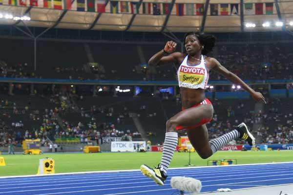 Triple jump image used in IAAF Discipline page 2 (Getty images)