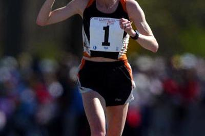 Deena Kastor at the US Olympic Trials (Getty Images)