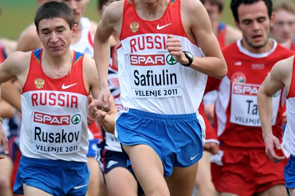 Ilgizar Safiulin takes surprise European junior gold in Velenje (Mark Shearman)
