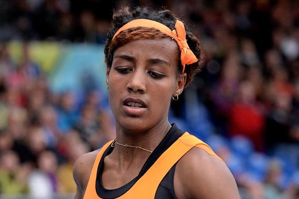 Dutch 1500m runner Sifan Hassan (Getty Images)
