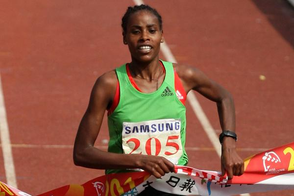 A dominating run for Tadese Feyse in Seoul (Organisers)