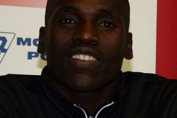 Paul Kipsiele Koech in Prague (Bob Ramsak)