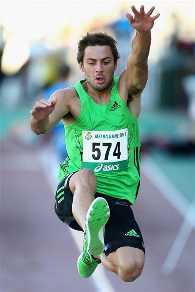 Mitchell Watt improves to 8.44m in Melbourne ( )