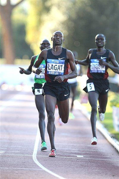 Bernard Lagat takes 3000m win in Rieti (Giancarlo Colombo)