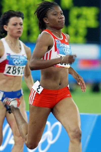 Cydonie Mothersill-Modibo (Cayman Islands) (AFP/Getty Images)