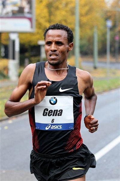 Siraj Gena  (Photo Run)