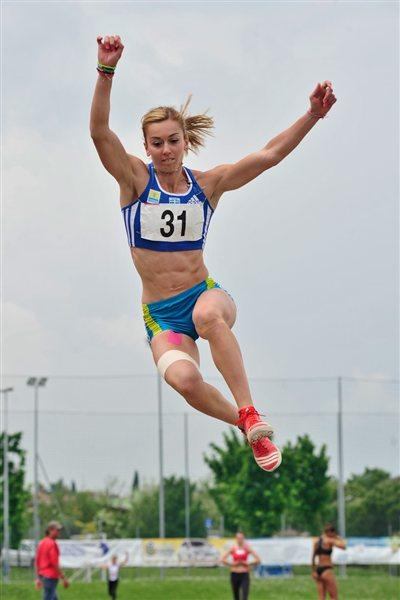 Sofia Ifadidou caps a solid two days with victory in Desenzano (Ivano Catini)