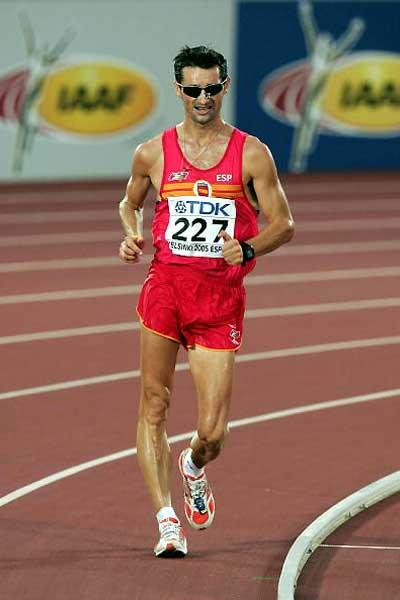 Francisco Javier Fernandez of Spain (Bongarts/Getty Images)