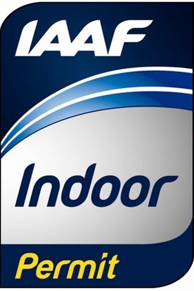 IAAF Indoor Permit meeting logo (IAAF)