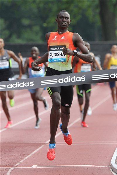 David Rudisha - sensational 1:41.74 in New York (Victah Sailer)