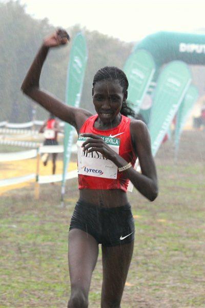 Big win for Linet Masai in Seville (Alfambra Fundacion ANOC)