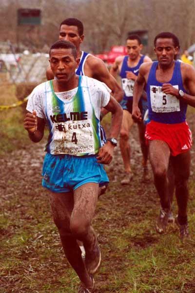 Tadesse Zersenay (Eritrea) (José Pérez Gómez)