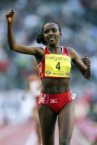 12:48.09 World lead for Bekele in Brussels (Getty Images)
