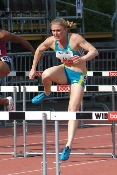 Sally Pearson wins again at the Spitzenleichtathletik (Lorenzo Sampaolo)
