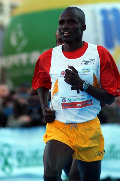 Edwin Soi takes the win in Bolzano (Lorenzo Sampaolo)