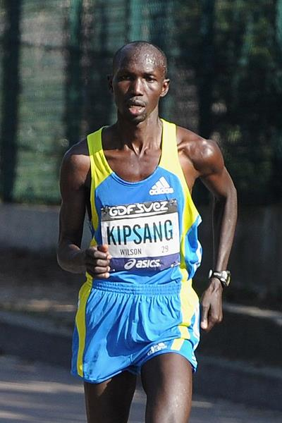 Kenyan distance runner Wilson Kipsang (Getty Images)