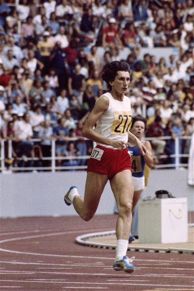 IAAF Hall of Fame - Irena Szewinska (POL) (Getty Images)