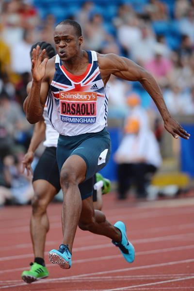 James Dasaolu athlete profile