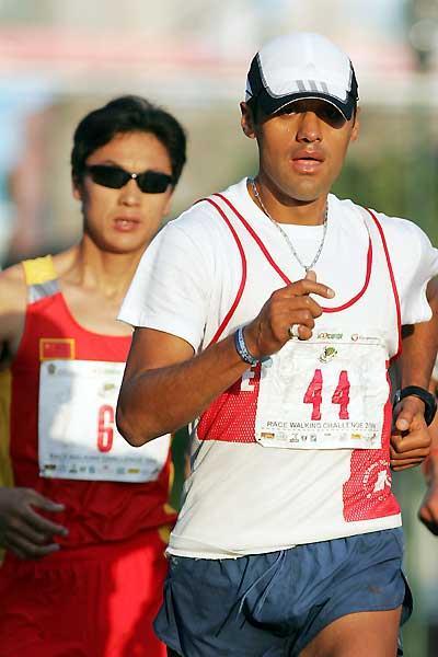 Alatan Gadasu (CHN) is led by Omar Zepeda (MEX) (www.conade.gob.mx)
