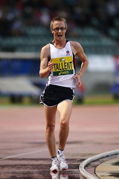 Jared Tallent in action in Sydney (Getty Images)